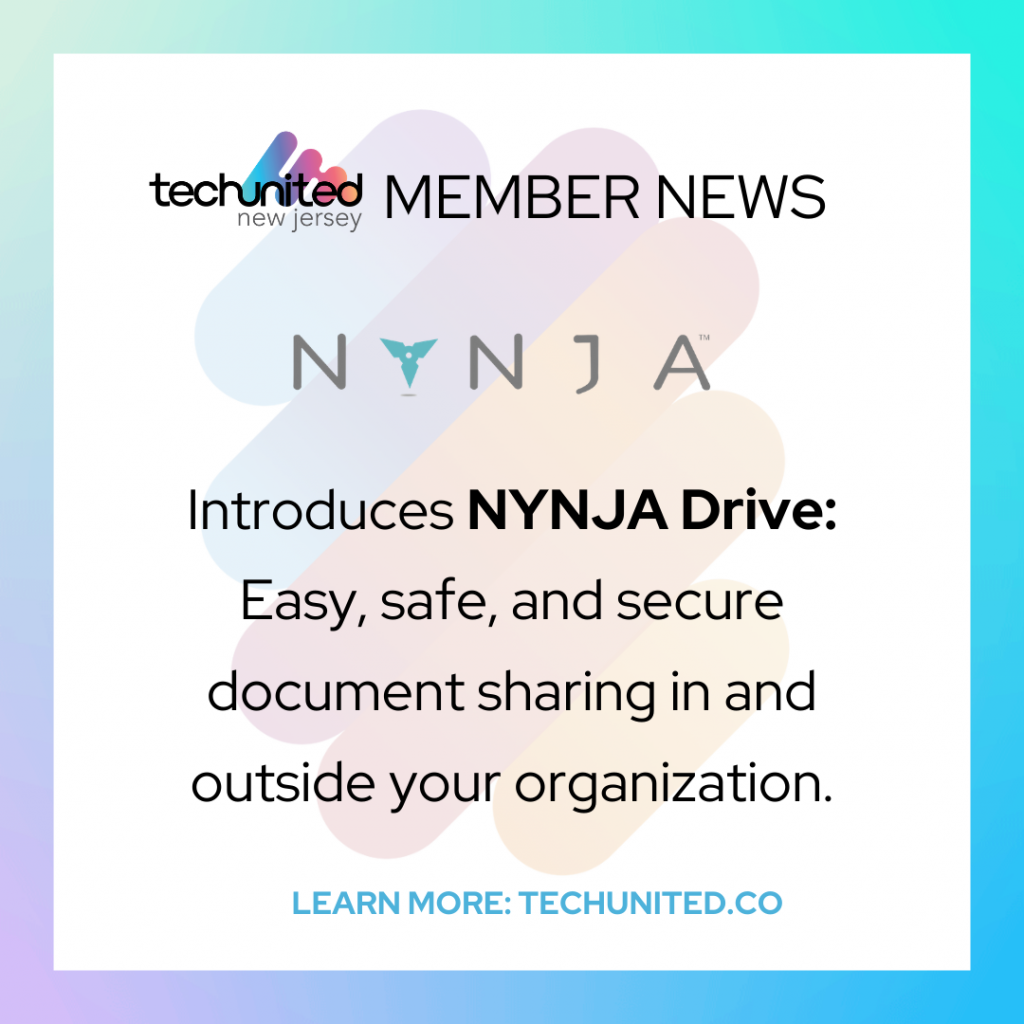 NYNJA Introduces Drive; First Enterprise-Grade, Encrypted Document and File Management System Integrated with Critical Business Communications